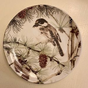 Pottery Barn set of desert plates